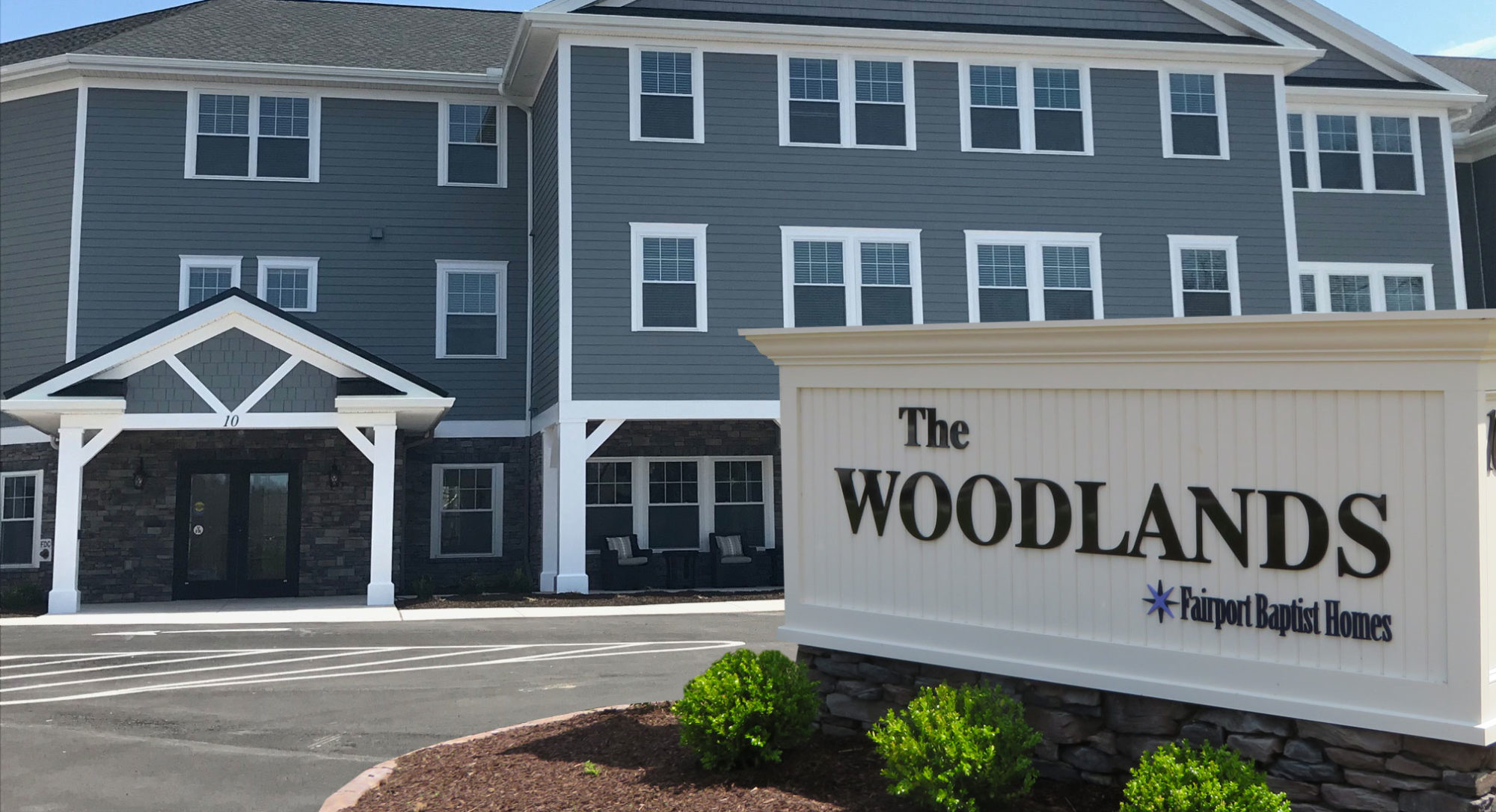 The Woodlands at Fairport Baptist Homes