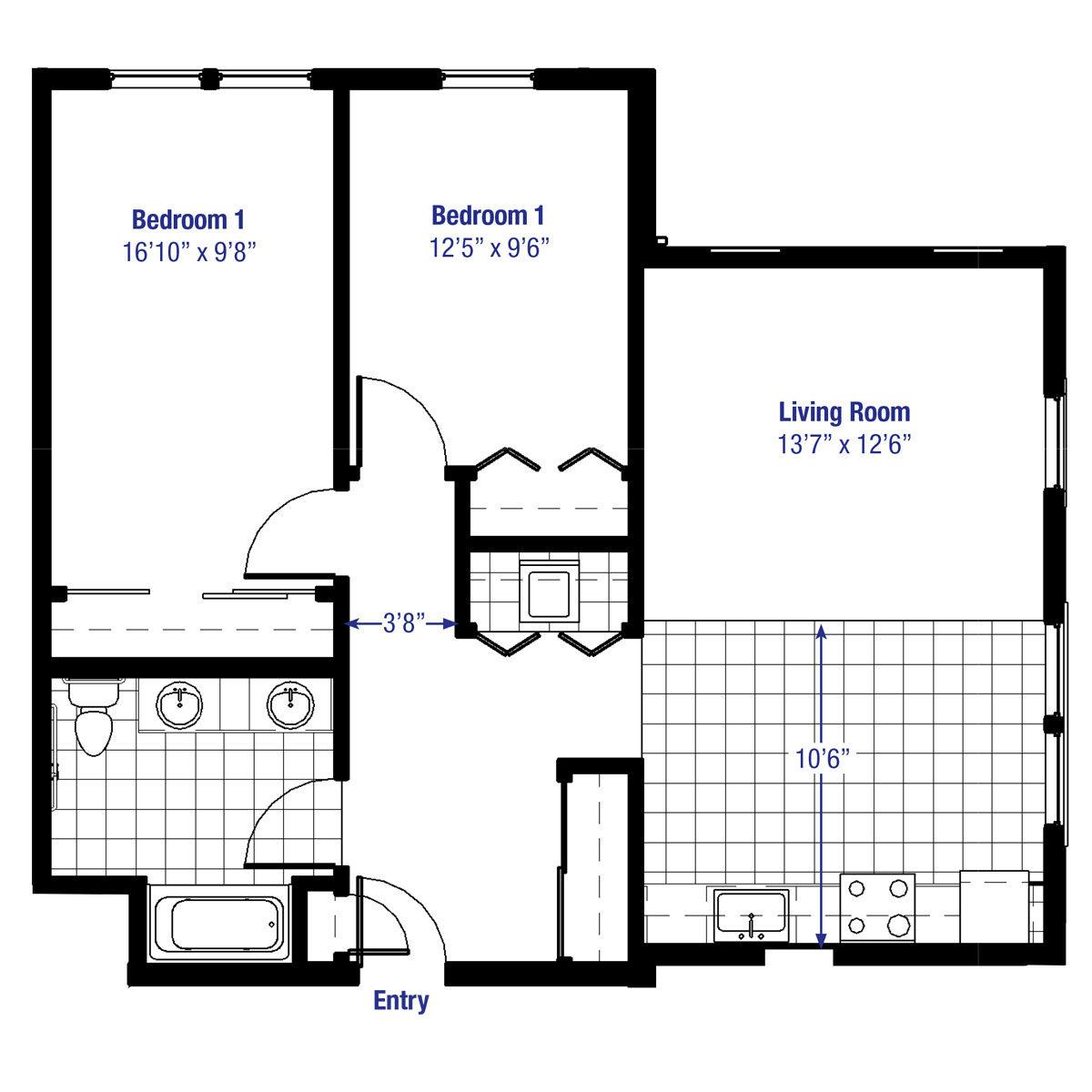 Visit Matt To Pre Reserve Your Apartment Woodlands At