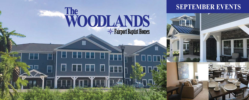 News The Woodlands At Fairport Baptist Homes
