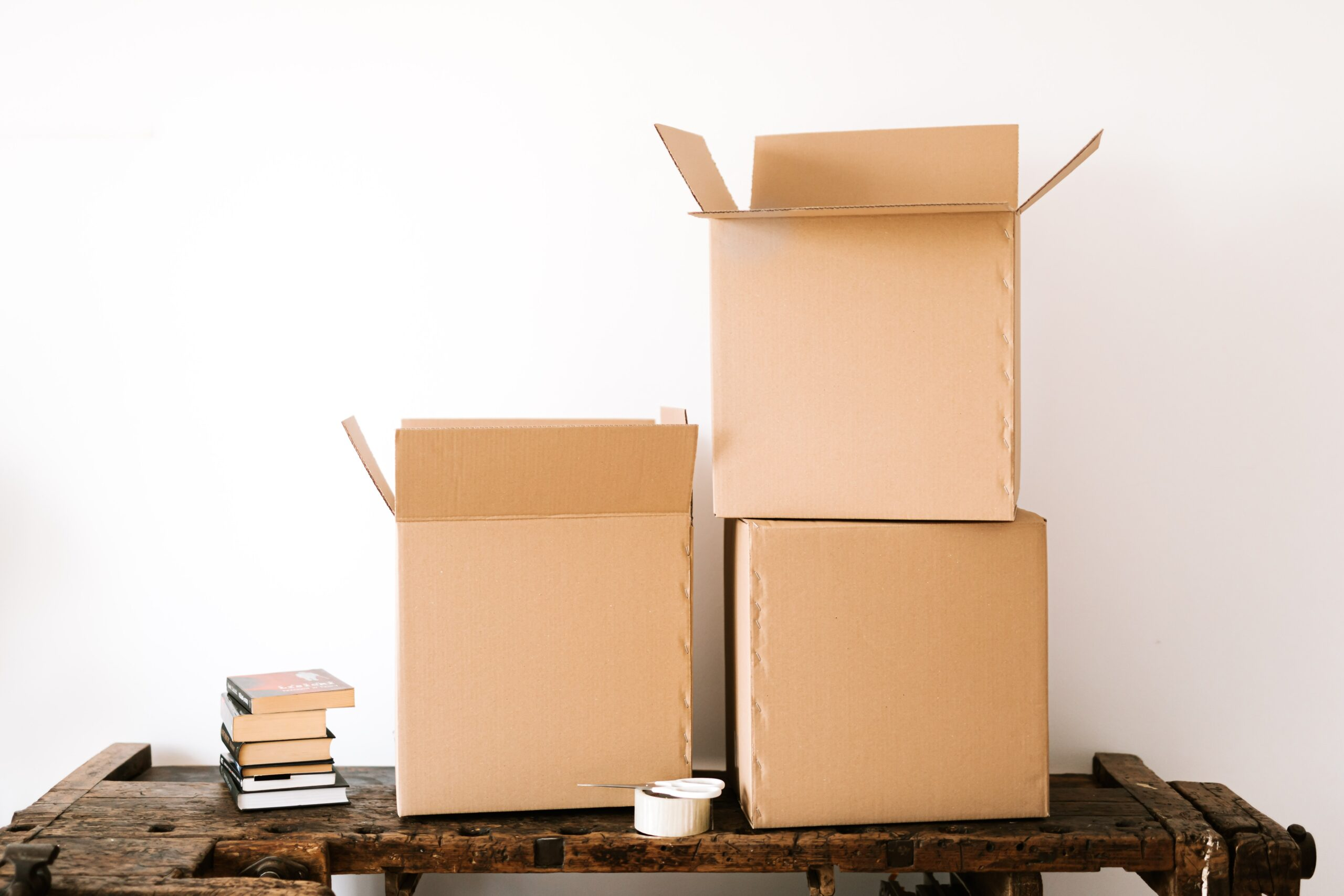 Downsizing Your Possessions Before Moving