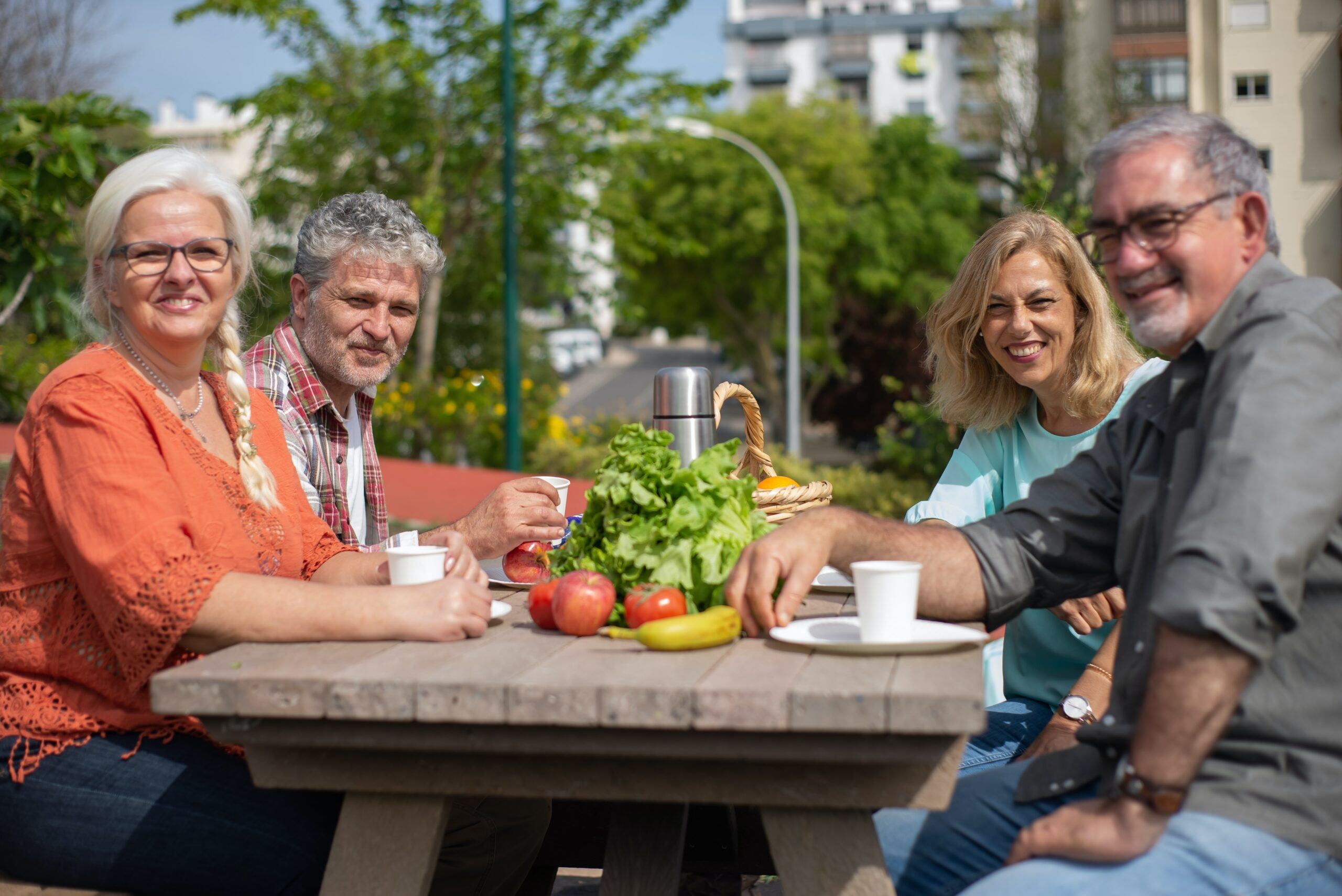 How to Stay Healthy During Your Golden Years